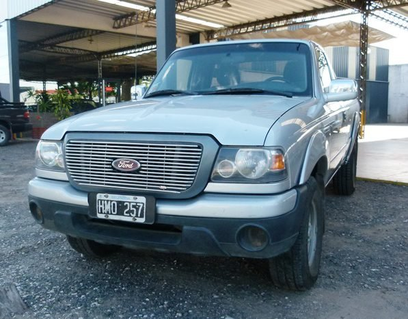 FORD RANGER C/ SIMPLE 2008 completo